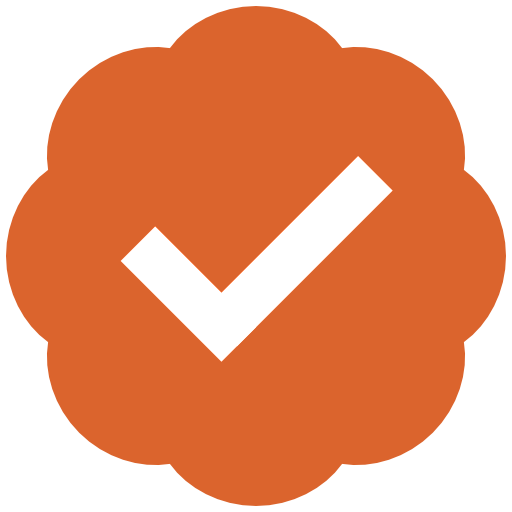 :verified_orange: